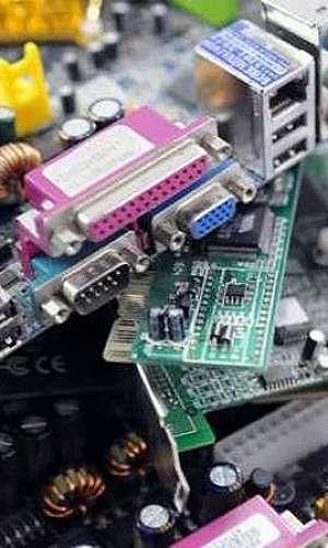 Reciclagem de materiais eletrônicos