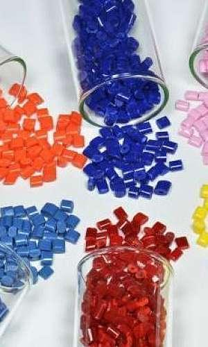 Reciclagem de plástico pe