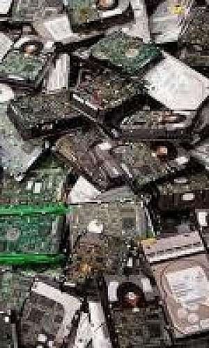 Reciclagem do lixo eletrônico