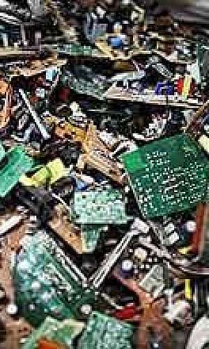 Reciclagem resíduos eletrônicos
