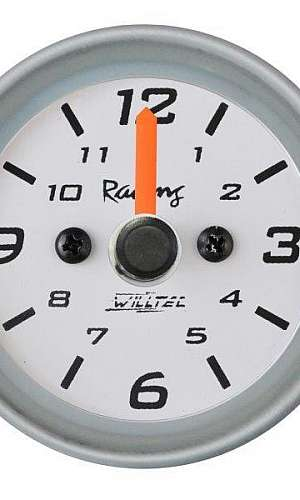Relógio de horas automotivo
