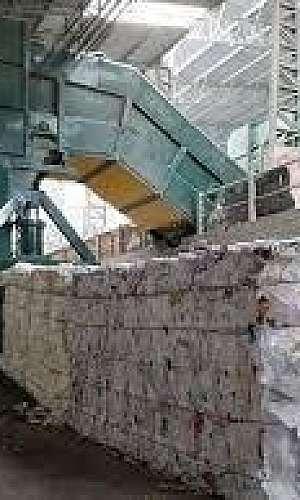 serviço de descaracterização de resíduos