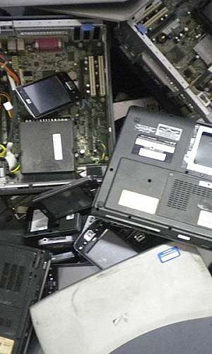Sucata de informática
