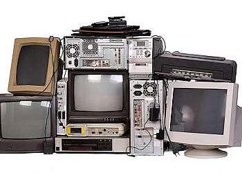 Transporte e destinação de resíduo eletrônico em es