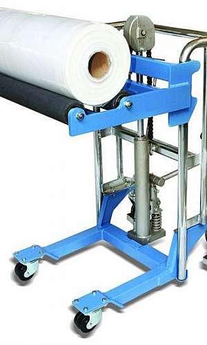 Virador de pilha de papel